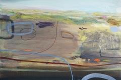 Ancient Land, oil, 71x101cm £950