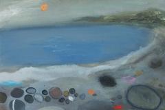 East Coast Swing, oil, 46x61cm £420