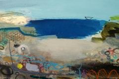 Fresh Coast Day, oil 40x65cm £385