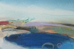 'Stillness in the Air' 25x31cm oil £175